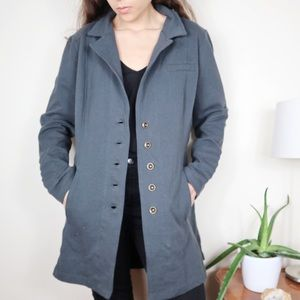 Soft Surroundings Tallulah Military Jacket